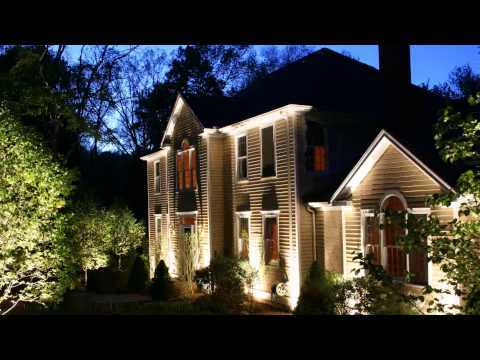 Maryland Outdoor Lighting Design Video