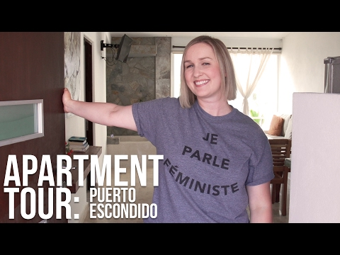 Puerto Escondido Apartment Tour