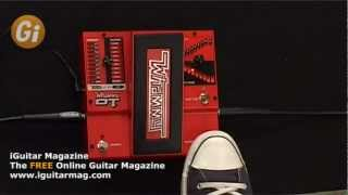 http://bit.ly/Subscribe_iGuitar_magazine Review of the Digitech Whammy DT Pedal with Jamie Humphries. Featured in Issue 4 of Guitar Interactive magazine chec...