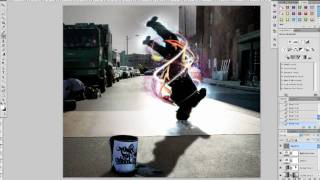 Digital Art in Photoshop CS4