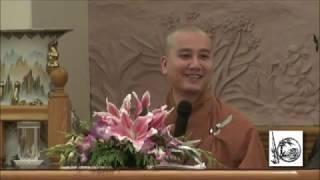 Lòng Từ Vô Ngại 9 - Thầy. Thích Pháp Hòa tại Edmonton, AB (Jan.7, 2012)