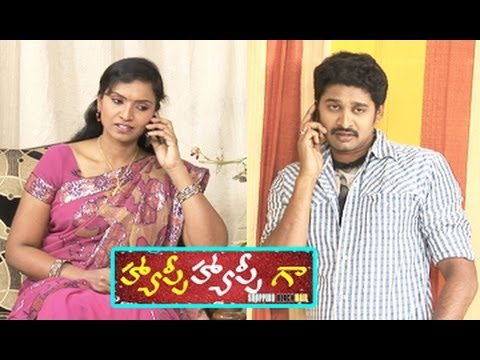 Happy Happy Ga || Shopping Black Mail || Telugu Comedy Skits