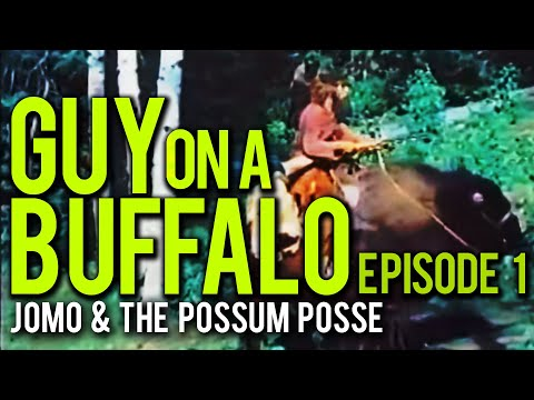 Guy On A Buffalo – Episode 1 (Bears, Indians & Such)