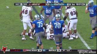 Benardrick McKinney vs Kentucky (2014)