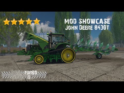 John Deere 8430T v1.0