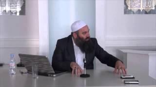 Ndjekja e Synetit Anija e shpetimit - Hoxhë Bekir Halimi (Takim Vjetor: Bern 2011)