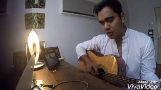 Alif satar - setengah mati merindu (cover) full version