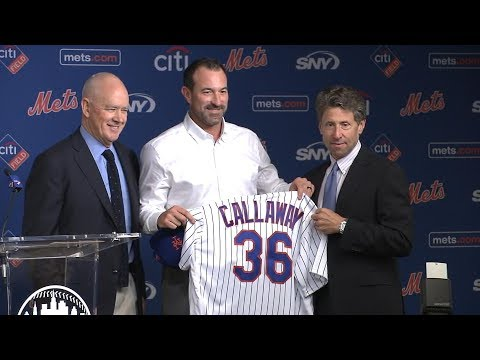 Video: New York Mets COO Jeff Wilpon talks to the media about payroll