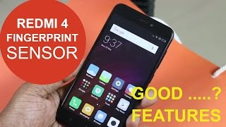 Redmi 4 (Redmi 4X in some markets) is a budget Android Smartphone from Xiaomi. In this video, let's take a look at its finger print sensor.FOLLOW AND SUPPORT: YouTube: https://www.youtube.com/user/TechRamanTVFacebook: https://facebook.com/TechRamanTwitter: https://twitter.com/TechRamanTwitter: https://twitter.com/LakshmiRajanwebsite: http://techraman.com/Notable playlists : Smartphone reviews : https://goo.gl/CcbifDFeatures, Tips and Tricks:  https://goo.gl/w1QUnbHow To Videos:  https://goo.gl/cVc6qIIf you can understand Tamil, You can also check my TechTamizha YouTube channel. Tech Tamziha is a Tamil YouTube channel for gadgets, mobile, technology reviews, news and opinions. It covers tech news in Tamil, mobile reviews in Tamil, and technology opinions in Tamil. YouTube :https://youtube.com/TechTamizhaFacebook:https://facebook.com/TechTamizhaTwitter:https://twitter.com/TechTamizhaAlso see other playlists for more specific Tamil Tech videos.Tech news :https://goo.gl/jSUg1sMobile reviews in Tamil:https://goo.gl/OIJZiETamil Tech QnA :https://goo.gl/Sz5b3x