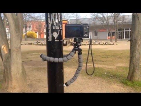 Test & Vergleich flexible Stative, Gorillapod, Tripod für Smartphone & Kamera - Review