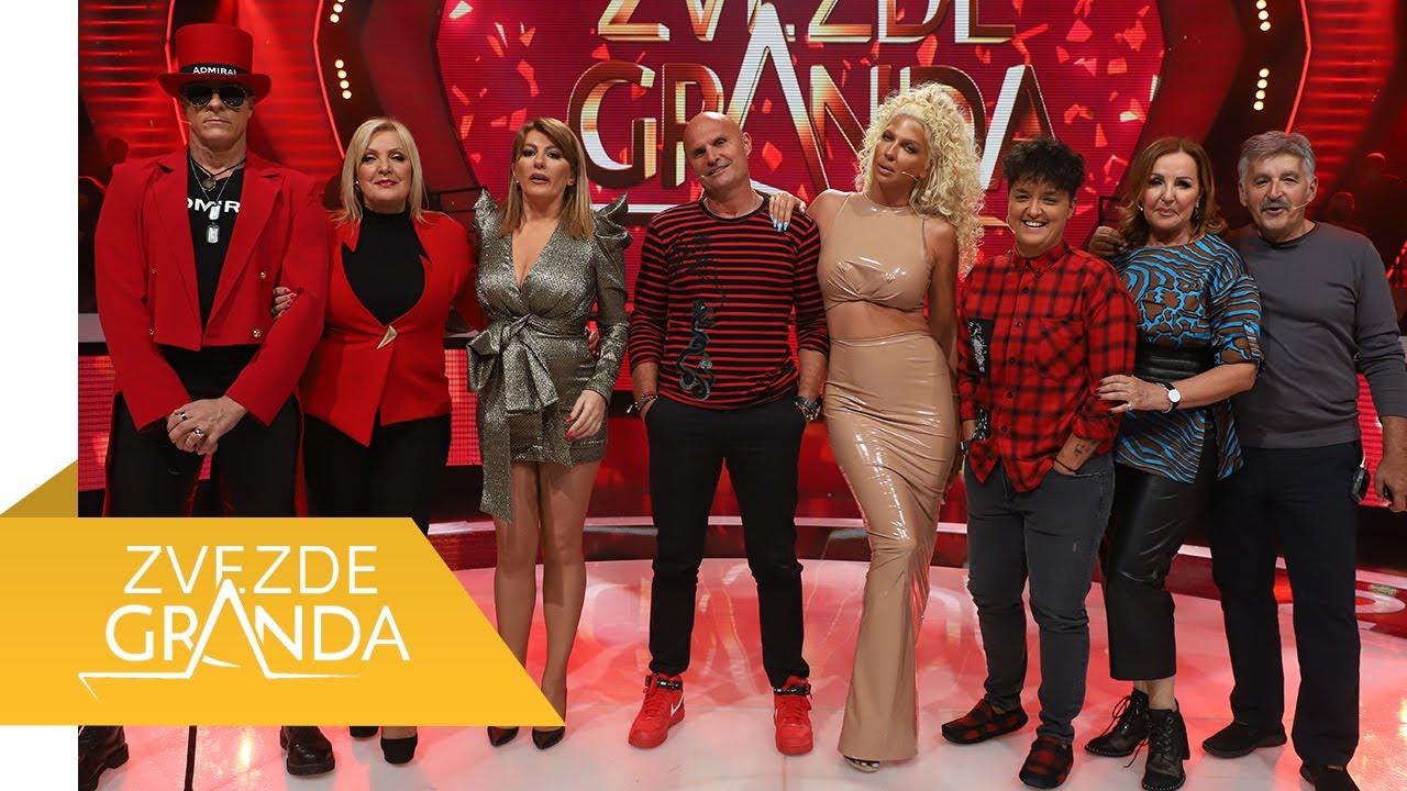ZVEZDE GRANDA 2020 – cela 39. emisija (24. 10.) – trideset deveta epizoda – snimak