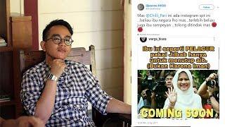 Video Ibu Negara Iriana Jokowi Dihina, Respons Gibran Rakabuming Bikin Geregetan MP3, 3GP, MP4, WEBM, AVI, FLV Februari 2018