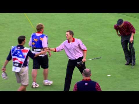 Ryder Cup 2006 Winning Putt