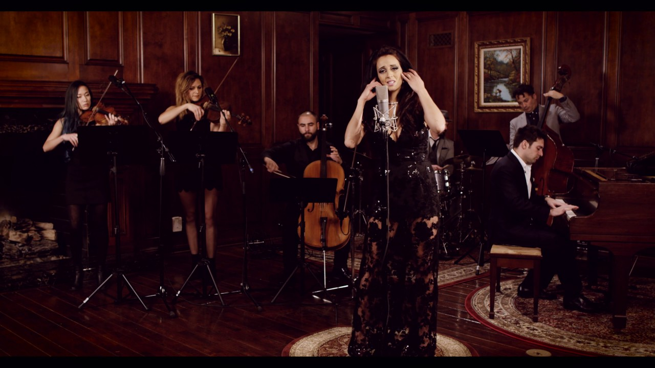 Como La Flor – Postmodern Jukebox ft. Mayre Martinez- Vintage Selena Tribute