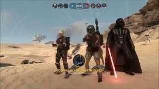 Video Star Wars Battlefront Heroes Vs Villains 700 MP3, 3GP, MP4, WEBM, AVI, FLV Oktober 2017