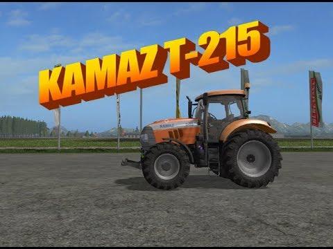 Kamaz T-215 v1.0