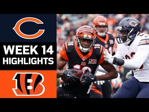 Video: Bears vs. Bengals | NFL Week 14 Game Highlights