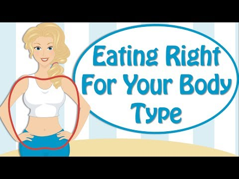 How To Eat Healthy For Your Body Type? Healthy Foods To Eat