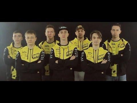 Natus Vincere (Navi) WOT Team movie. Казань 2016. Финал Золотой Лиги.