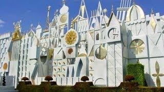 ITS A SMALL WORLD Full Ride Disneyland  POV SUPER HIGH QUALITY 1080p HD