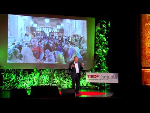 Why Art Matters - Roland Augustine - TEDxDanubia