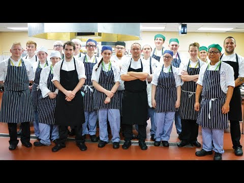 Liverpool Football Club Shares Hospitality And Catering Expertise With Students