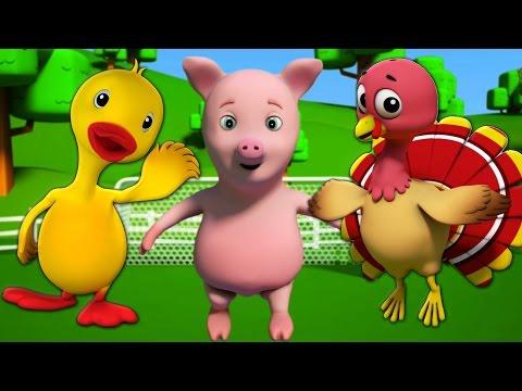 Rig a jig jig | Bài hát cho trẻ em | trẻ em vần | Trường mầm non Bài hát | Baby Song | Kids Learning - Thời lượng: 38:06.