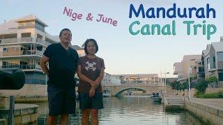 Mandurah Australia  city photo : Mandurah canal, seafood & dolphins! near Perth, Western Australia
