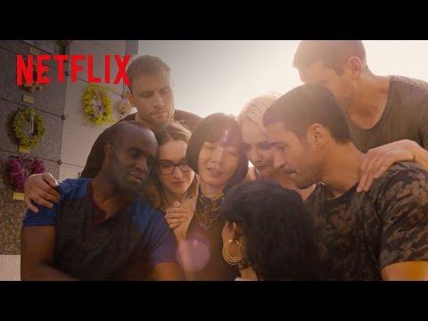 Sense8   Season 2 Official Trailer   Netflix