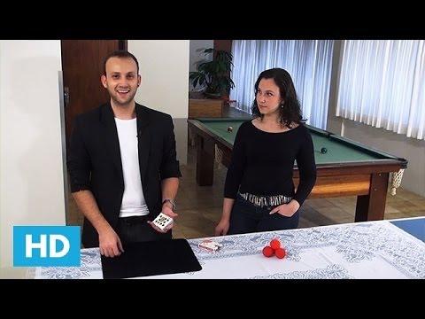 Como fazer Mágicas Grátis - Como fazer a Mágica da Moeda Magnética