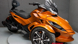 8. 2014  CAN AM  SPYDER ST LIMITED - National Powersports Distributors