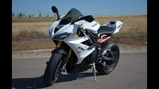 3. Triumph Daytona 675R - Full Specification