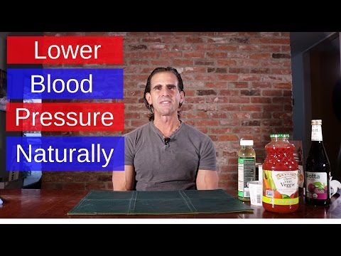 How to Lower Your Blood Pressure Naturally Without Medication
