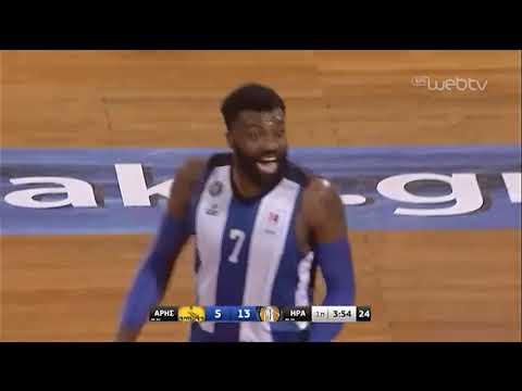 Basket League 2019-2020: ΑΡΗΣ – ΗΡΑΚΛΗΣ | 11/01/2020 | ΕΡΤ