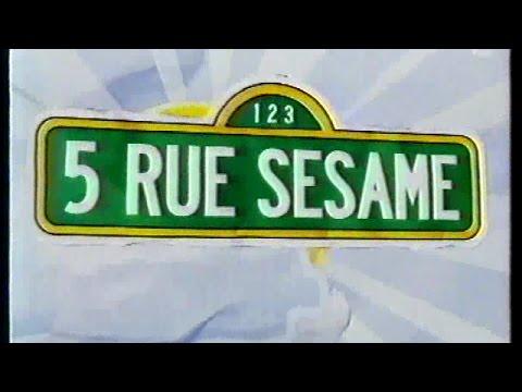 France 5 - 5 Rue Sésame (INTÉGRALE)