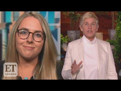 'Ellen' Employees Underwhelmed By Apology