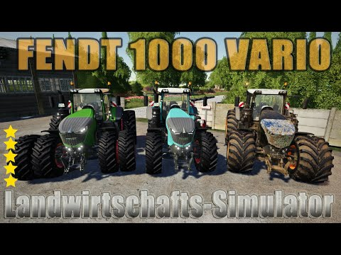 Fendt 1000 Vario by Alex Blue v1.1.0.0