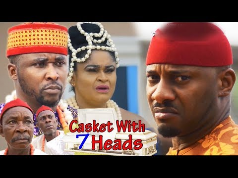 Casket With 7 Heads 6 - Yul Edochie  & Onny Micheal 2019 Latest New Nigerian Nollywood Movie