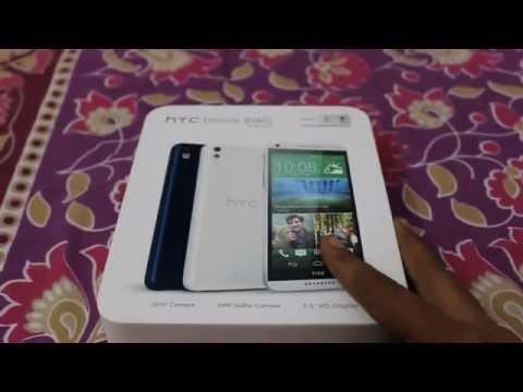HTC Desire 816G dual sim UNBOXING