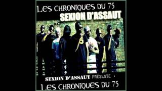 Sexion D'Assaut - C'est Déja Vu
