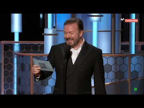 Ricky Gervais – Golden Globes 2020 (Uncensored, HD)