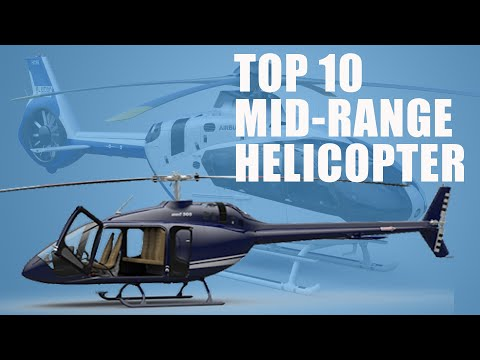 Top 10 mid range helicopter  We...