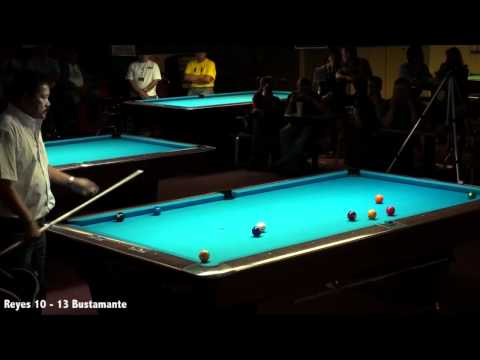 Edgie's Billiards Efren Reyes vs Francisco Bustamante Part 5 (видео)