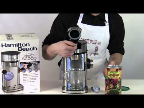 "Hamilton Beach Coffee Maker ""The Scoop"" Exclusive Review"