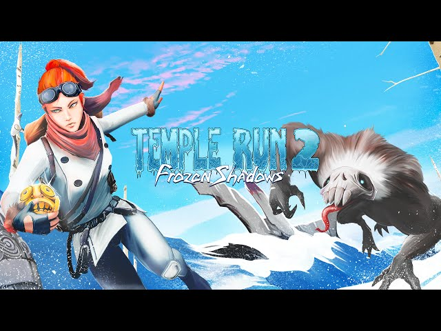 Temple Run 2: Frozen Shadows - Official Launch Trailer