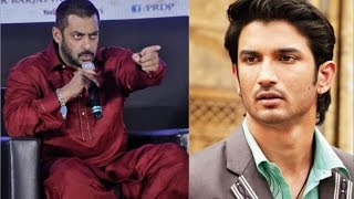 Video Salman Khan Asks Who Is Sushant Singh Rajput? MP3, 3GP, MP4, WEBM, AVI, FLV Juni 2017