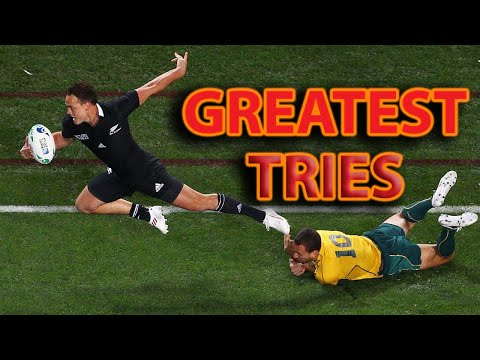 All Time Greatest RUGBY Tries HD