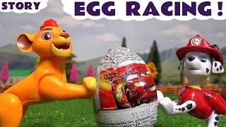Egg Racing