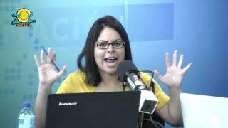 """Susy Aquino Gautreau: """"Con República Dominicana NO, aquí no cogemo' esa"""""""