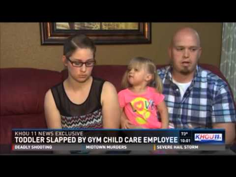 SHOCKING: See What Happens to Twin Toddler's Dropped Off at Gym Daycare